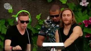 images Afrojack X David Guetta X Nicky Romero LIVE At Tomorrowland 28 07 2013