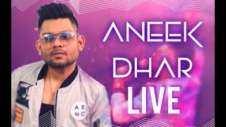 Aneek Dhar Live | Love Songs Medley | Bollywood Hindi Songs | Live Performances