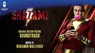SHAZAM! - Compass - Benjamin Wallfisch (Official Video)