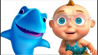 TooToo Boy - Shark Scare Episode | Funny Comedy Series | Cartoon Animation For Children | Kids Shows