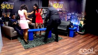 THE LATE NIGHT SHOW - Yemi Sax, Saco The Comedian & Annette   Cool TV