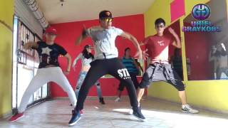 PSY - DADDY(feat. CL of 2NE1) by Uriel Graykobs (Zumba Fitness)