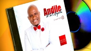 Pastor Andile KaMajola on his latest album