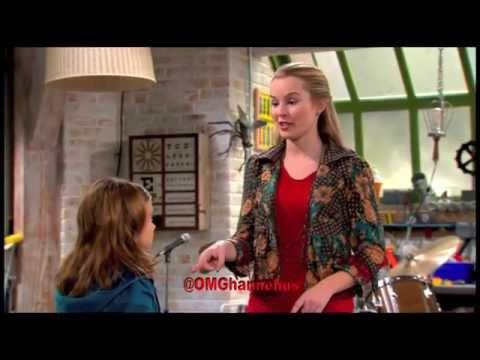 G Hannelius on Good Luck Charlie as Jo Keener - Boys Meet Girls - Clip 2 HD
