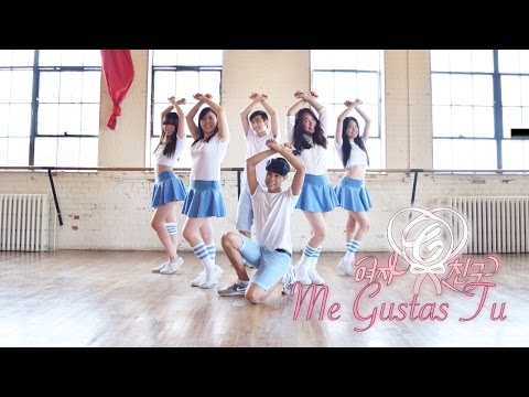 [EAST2WEST] GFRIEND (여자친구) - 오늘부터 우리는 (Me Gustas Tu) Dance Cover