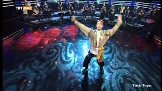 Ali Şar - Andican Polkası - Özbekistan - Türk Toyu - TRT Avaz