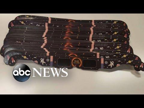 Xxx Mp4 Arizona Teacher Raises Money To Buy 1 000 Eclipse Glasses For Entire School 3gp Sex