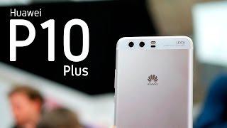 Huawei P10 y P10 Plus, impresiones en español