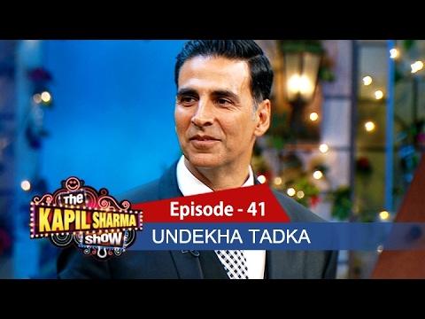 Undekha Tadka-Ep 41-Hrithik Roshan, Yami Gautam, Akshay Kumar & More-The Kapil Sharma Show - SonyLIV