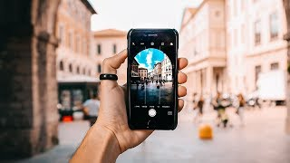 Best Camera Apps for iPhone Like DSLR 2018