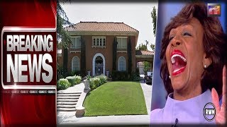 BUSTED! Loudmouth Maxine's Dirty Secret Inside Her $4.3 Mil Mansion Found After 40Yrs In Congress
