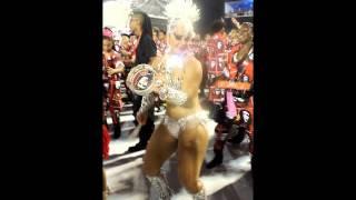 Viviane Araujo Rebolando Carnaval Rio 2013.wmv