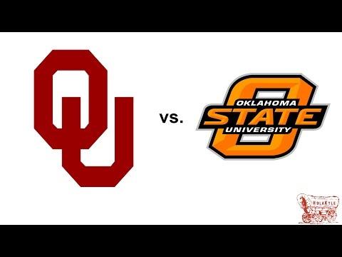Bedlam Oklahoma Highlights vs Oklahoma State 12 03 16