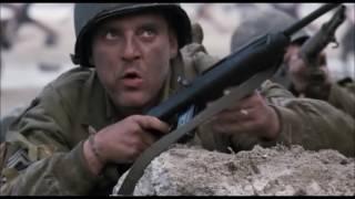 Американцы vs немцов. Спасти рядового Райана