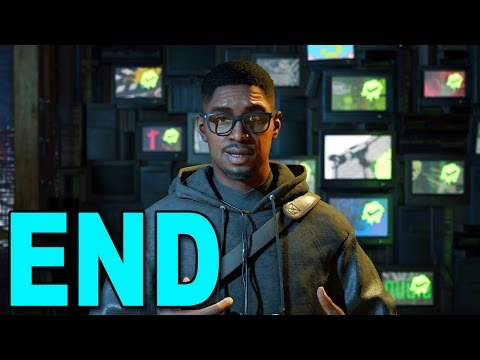 Watch Dogs 2 - Part 24 - THE END!