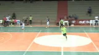 Copa jogo aberto de futsal: Audax x Móveis planejados. 01.09.15