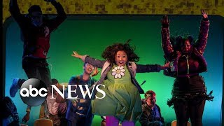 Behind the scenes of the Broadway hit 'Be More Chill' | GMA