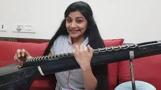 #sodakku  mela sodakku povada in Tamil #chitikameeda in Telugu  by #veena #srivani