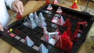 Review of the Game KHET