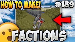 Minecraft FACTIONS Let's Play #189 - HOW TO MAKE A DUPE MACHINE!!