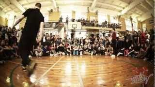 Tsipa vs Cheerito | Breaking Round 2 | COMBOnation