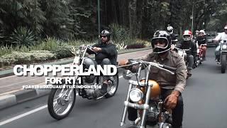 Chopperland for President Jokowi