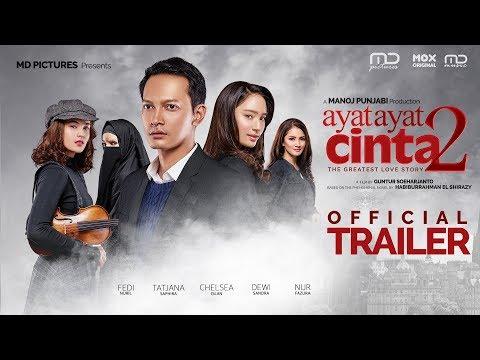 Ayat Ayat Cinta 2 Official Trailer