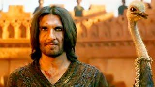 Padmavati Alauddin khilji, First Look | Ranveer Singh Entry | Hey boss