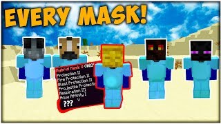 Testing EVERY MASK on SaiCo! | Minecraft Factions #535
