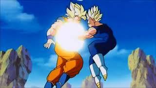 Dragon ball z Vegeta vs Goku in tamil video editing