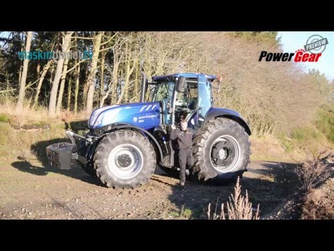 New Holland T7.315 Deavy Duty