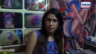 India's Best Female Tattoo Artist - Anu Choudhary Interview.