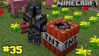 Minecraft: HOUSE TRAP CHALLENGE [EPS6] [35]