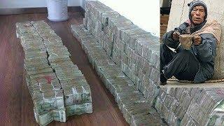 فقد أغلي ما يملك ليصبح مليونيرا   توقع ماذا فقد ؟!