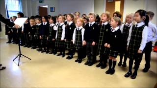 KS1 Choir Debut