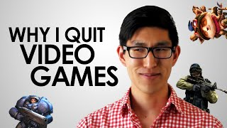 Why I Quit Video Games
