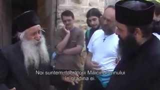 Sfaturi Duhovnicesti de la Pr Pustnic Gherasim din Sfântul Munte Athos