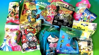 Funtoys Blind Bags Awesome Disney Toys Collection Dory Princess Wikkeez Minions