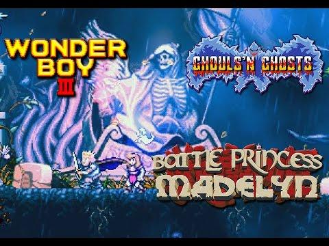 Xxx Mp4 Battle Princess Madelyn Pre Alpha Demo Playthrough Ghouls N Ghosts Meets Wonder Boy 3 3gp Sex