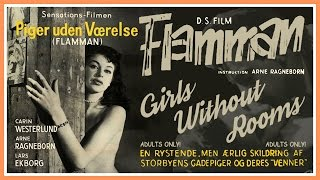 Girls Without Rooms (1956) VHS Trailer - B&W / 2:59 mins