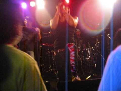 Japanese Rock Band AUN gig at Jeandore 1/2