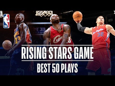 Xxx Mp4 The Best 50 Plays From The Rising Stars Games 3gp Sex