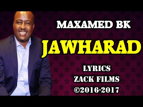 Xxx Mp4 MAXAMED BK┇JAWHARAD ᴴᴰ 2019┇LYRICS 3gp Sex