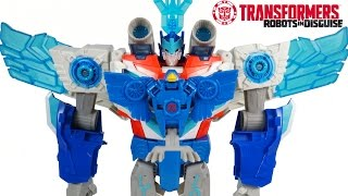 TRANSFORMERS ROBOTS IN DISGUISE POWER SURGE OPTIMUS PRIME BUMBLEBEE SIDESWIPE ONE STEP CHANGERS
