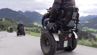 Rollstuhl kitzb hel ausfl ge ochsalm daikhlo for Sedia a rotelle tuning