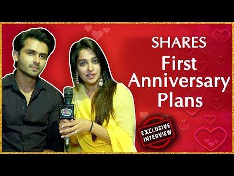 Dipika Kakar & Shoaib Ibrahim REVEALS Their First Anniversary Plans | EXCLUSIVE INTERVIEW