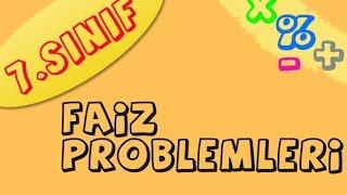 Faiz Problemleri - 7. sınıf
