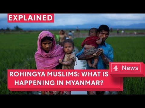 Xxx Mp4 Rohingya Muslims What Is Happening In Myanmar 3gp Sex