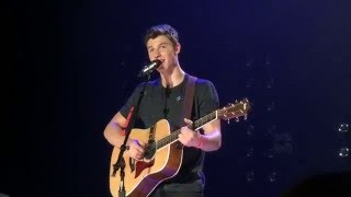 A Little Too Much  Shawn Mendes Live