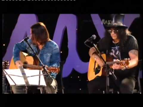 Slash & Myles Kennedy MAX Sessions Fall To Pieces Acoustic